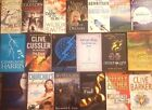 Wholesale Job lot of 100  Fiction Mixed Books, Best Selling Used Book Free P