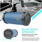 Bluetooth Wireless Speaker Portable Outdoor Splashproof Shockproof for iPhone/PC