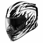 *FAST FREE SHIPPING * NEW ICON AIRFLITE Motorcycle Helmet Full Face ALL COLORS