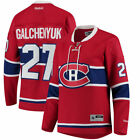 Alex Galchenyuk Montreal Canadiens Womens Red Home Premier Player Jersey