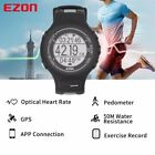 EZON T907-HR Bluetooth Smart Watches Optical Sensor Heart Rate Monitor GPS