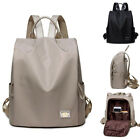 Water Resistant Nylon Backpack Rucksack Daypack Travel Bag Purse Anti-Theft 2szs