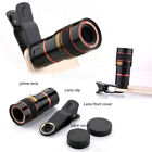 For Samsung S9 S8 A8 10X 12X 18X 200X Zoom Camera Lens Telescope Microscope Lot