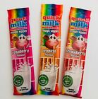 Quick Milk Magic Straw, Milk flavouring straw with MULTIVITAMINS Amazing & NEW!!