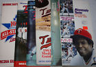 MLB Minnesota Twins Media Guide Book | You Pick | Many Years To Choose From on Ebay