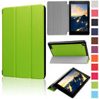lights for kindle - For Amazon Kindle Fire HD 10 8 7 2017 Magnetic Slim Leather Smart Case Cover