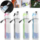 500ML Cycling Running Water Drink Bottle Mist Spray Portable Outdoor Sports Cup