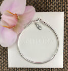Pandora Lobster Clasp Bracelet Sterling Silver All Sizes Available #590700HV