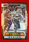 1996-97 BOWMAN'S BEST CUTS RETRO SHOTS REFRACTOR #BS6 MICHAEL JORDAN O'NEAL HILL