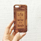iPhone/Samsung CUSTOM PERSONALIZED ORDER COVER CASE WOOD  BAMBOO/MAHOGANY/NUT