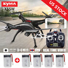 Syma X5SW RC Quadcopter 2.4G 6 Axis With Gyro WIFI FPV Real Time Set Height