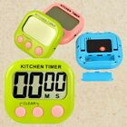 2018 Digital Kitchen Cooking Large LCD Timer Count Down Up Clock Alarm Magnetic