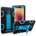 Hybrid Protective Case Stand for Samsung Galaxy Tab A 8.0 2017 SM-T380 SM-T385