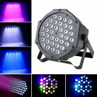 36 LED RGBW Stage PAR Light Sound Voice DMX512 Master/Slave DJ Spot hot sale