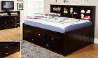 Discovery World Furniture Espresso Full Size Day Bed