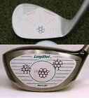 Golf Club Driver Wood Iron Training Aid Target Impact Face Tape Recorder Label