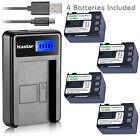 Kastar Battery LCD Charger for Canon NB-2L12 & Canon PowerShot S30 PowerShot S40
