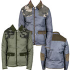 D-Struct Feltham Quilted Jacket   Mens Size