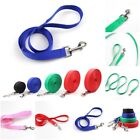 Dog Leash Lead Training Pet Foot Long Retractable Collar 8 Sizes Obedience Cat