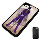 COOL STANDING JOKER ART PROTECTIVE PHONE CASE COVER fits Iphone BLACK