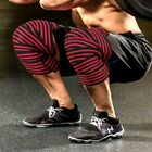 2Pcs Knee Wraps Weight Lifting Body Building Gym Training Support Leg Straps