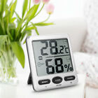 Wireless Digital Thermo-Hygrometer Remote console Sensor Emitter Thermometer