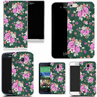 hard durable case cover for iphone & other mobile phones - traditional flower