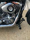 Billet Aluminum Foot Pegs Forward Controls HARLEY Dyna Street Bob 2006-2015 FXDB $303.49 CAD on eBay