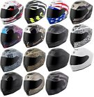 SCORPION EXO-R420 FULL FACE SPORT MOTORCYCLE HELMETS
