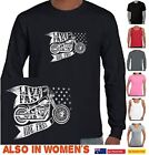 Chopper motorbike t shirt vintage live fast ride free bike triumph bsa T-shirts $26.4 AUD on eBay