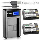 Kastar Battery LCD USB Charger for Sigma BP-21 & Sigma SD1 SD1 Merrill SD14 SD15