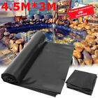 13-33ft Sizes Fish Pond Liner Gardens Pools HDPEMembrane Reinforced Landscaping