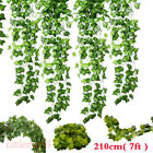 Best Artificial Ivy Trailing Vine Fake Foliage Flower Hanging Leaf Garland Plant