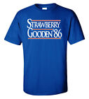 "Darryl Strawberry Doc Gooden New York Mets ""86"" T-Shirt on Ebay"