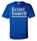 "Steven Stamkos Nikita Kucherov Tampa Bay Lightning ""18"" T-Shirt $15.99 USD on eBay"