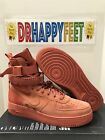 Nike Mens SF AF1 Special Field Air Force 1 Sizes Dusty Peach Shoes 864024 204