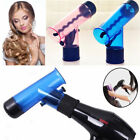 New Magic Hair Dryer Fabulous Curls Diffuser Wind Spin Roller Fast And Easy Use