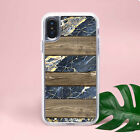 Wood Marble iPhone Case iPhone 8 Plus Case Striped iPhone X Case iPhone 7 Plus