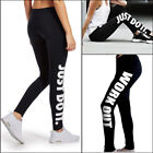 Womens Yoga Fitness Leggings Gym Exercise Ladies Sports Running Pants Trousers