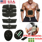Stimulator Training Smart Abs Fitness Gear Muscle Abdominal-Toning Belt Trainer