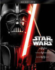 New Sealed Star Wars Trilogy Blu-ray & DVD, 2013, 6-Disc Set A New Hope Original $1.25 USD
