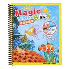 Reusable Magic Water Drawing Book Coloring Book Painting Graffiti Board Kids Toy