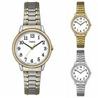 Easy Reader Dress Watch | Stainless Steel White Dial Indiglo | Timex Women's image