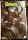 SPAWN #280 - Mattina Variant -  Limited to 666 - LOW PRINT RUN