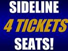 4 tickets Minnesota Vikings Buffalo Bills 9/23 AISLE SEATS!!! on eBay
