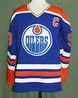 WAYNE GRETZKY OILERS RETRO WHA HOCKEY JERSEY SEWN NEW ANY SIZE