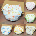 Newborn Baby Reusable Washable Nappies Cover Diaper Infant New Adjustable Cloth