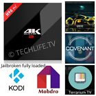 OCTACORE TECHLIFE PRO Plus 4K Android 7.1 TV Box  Kodi 17.6 Octa core, US SELLER