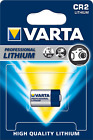 Varta Professional Lithium Photo Batterie CR2 CR123A 6205 6206 3V Foto MHD 2027