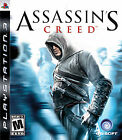 Assassin's Creed - Playstation 3 UBI Soft Video Game